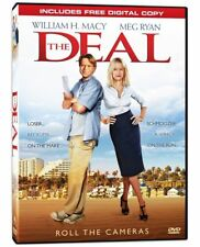 The Deal (DVD, 2009, Includes Digital Copy) BRAND NEW! FACTORY SEALED! FREE SHIP