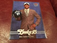 """2007-2008 FLEER ULTRA MIKE CONLEY """"LUCKY 13"""" ROOKIE CARD RC #234 SP SSP"""