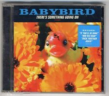 BABYBIRD - There's Something Going On - CD - buone condizioni