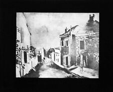 PHOTO ON GLASS FAMOUS PAINTING BY VLAMINCK