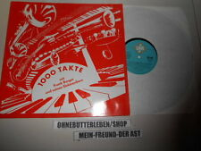 LP Schlager Frank Berger Elektroniker - 1000 Takte (7 Song) UFA
