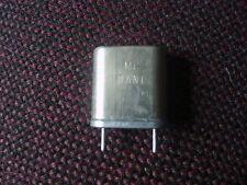 Cristal de 11.1550 Mhz Collins S Line, KWM-2, KWM-2A radios cubre 8.000 - 8.200