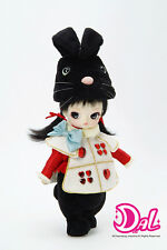 Jun planning Pullip DAL Doll PUKI Alice in wonderland rabbit black