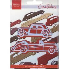 "Marianne Design Creatables Die ~ Classic Cars, LR0198 Up To  1""X4"" ~ NIP"
