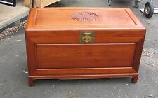 Chinese Antique Style Rosewood Blanket Chest Fine Quality 20th Century
