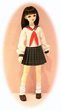 BJD SD pattern Japanese school uniform, copy at 75% or 80% MSD & Ellowyne Wilde
