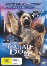 The Karate Dog (DVD, 2013)