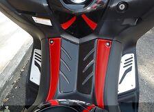 ADESIVO Resinato 3D PEDANA ANTERIORE TMAX 530 Stickers per YAMAHA T max 2012 NEW
