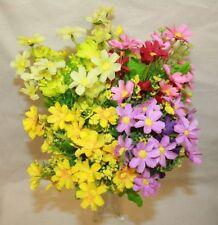 Fleurs artificielles et séchées de décoration intérieure pour jardin