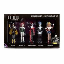 The New Batman Adventures - Bendable Figures - Girl's Night Out Collectable Set