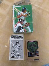 New Listing1978 Mattel Electronics Vintage Handheld Baseball Works