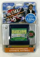 New Are You Smarter Than a 5th Grader Hand Held Electronic Game 2007 Sealed