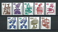 Allemagne RFA Lot 9 Tp Neuf** (MNH) 1971/73 - Prévention des accidents (lot 13)