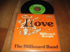 The Billboard band.A.Love.B.Billboard boogie.(2556)