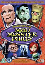 DVD:MAD MONSTER PARTY - NEW Region 2 UK