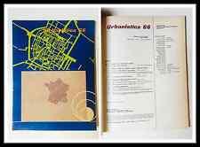 RIVISTA URBANISTICA N.66 1977 BRUNO GABRIELLI MARCO ROMANO VERA QUARANTA