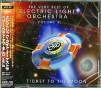 ELECTRIC LIGHT ORCHESTRA-THE VERY BEST OF ELECTRIC LIGHT...VOL.2-JAPAN CD D46