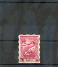 TIMOR Sc C8(SG 277)**VF NH 1938 70A CARMINE AIR POST, HI VALUE, $45