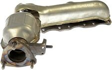 Exhaust Manifold with Integrated Catalytic Converter Right Dorman 673-617
