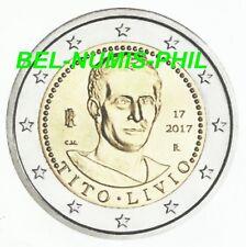 ITALIË II 2017 - 2 Euro - Titus Livius/Tite Live - romeins schrijver - UNC!
