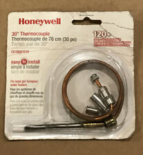 Honeywell CQ100A1039 30-Inch Replacement Thermocouple for Gas Furnaces, Boilers