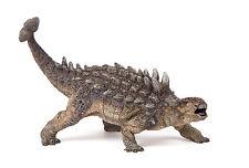New Papo Ankylosaurus 'Fused Lizard' Herbivore Dinosaur Model 55015 14cm
