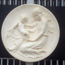 Humility Viking Alabaster Series 1979 mirrors of Motherhood by Arnaldo Giannelly