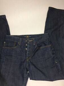 Men's Lucky Brand 121 Heritage Slim Button Fly Jeans •W29 L32 *EUC