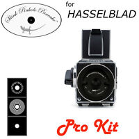 Skink Pinhole Pancake Pro Kit modular with zone plate - for Hasselblad V