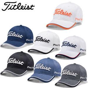 Titleist JAPAN Tour Model Golf Cap 2020 New HJ0CTR