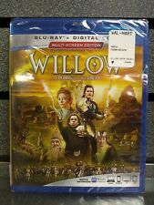 Willow | BluRay + Digital | NEW | Ships Fast