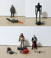 Star Wars Rogue One Force Link Jyn Erso (Eadu) Chirrut Imwe Baze Malbus K-2SO
