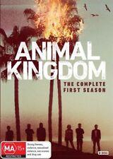 Animal Kingdom : Season 1 (DVD, 2017, 3-Disc Set)