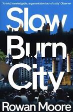 Slow Burn City: London in the Twenty-First Century (Paperback or Softback)