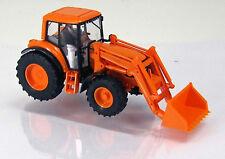 Wiking 039339 Traktor John Deere 6920S mit Frondlader -  orange