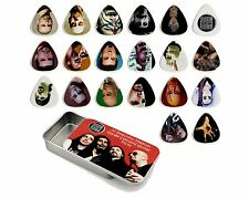 System of a Down Guitar Pick Quality Gift Tin - Set of 20