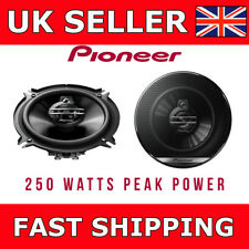 Pioneer 13cm 3-way Coaxial Speakers 500W Total Power Door Car Speakers TS-G1330F