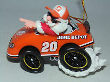 NASCAR Santa Claus #20 Home Depot Christmas Ornament Holiday Tree Decoration