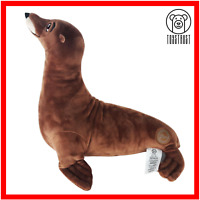 Disney Rudder The Sea Lion Soft Toy Badge Plush Stuffed Doll from Finding Dory