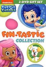Bubble Guppies: Fin-tastic Collection (DVD, 2015, 2-Disc Set) Nickelodeon