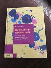 Handbuch Psychomotorik Renate Zimmer