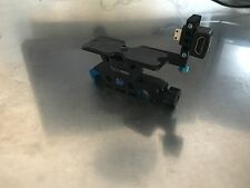 Redrock Micro DSLR Baseplate Base Plate #4 Rig Support Zacuto Ikan Neewer Red