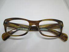 Oliver Peoples OV5174 1156 Wacks Rx Eyeglasses Frames Brown 49-19-140