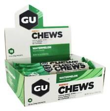GU Energy Chews: Watermelon Box of 18