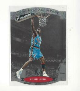 1995-96 SP All-Stars #AS2 Michael Jordan Bulls