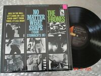 """The T-Bones – No Matter What Shape (Your Stomach's In)""""  LP Liberty – LST-7439"""