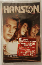 This Time Around by Hanson (NEW Cassette, May-2000, Island Records)FREE SHIPPING