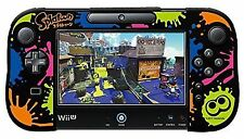 Silicon Cover Collection for Wii U Gamepad Splatoon Type-b