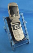 Nokia 2760 Schwarz Grau Handy Klapbar ohne : Akku, Akkudeckel, Ladekabel Defekt