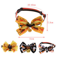 Pet Halloween Collars - Middle Dog Necklace / Adjustable Collar